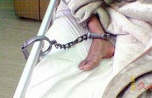 """نقل الأسير المصاب بالسرطان """"موفق عروق"""" إلى المستشفى بعد تدهور وضعه الصحي"""