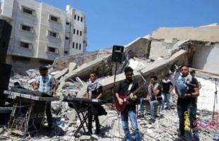 """الشباب والثقافة"""" تستنكر استهداف الاحتلال للمنشآت الثقافية بغزة"""