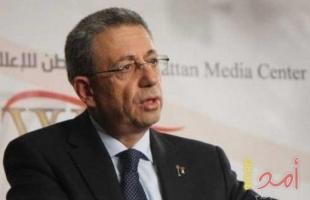 مصطفى البرغوثي: محميات بنيت خطة لضم وتهويد الضفة الغربية