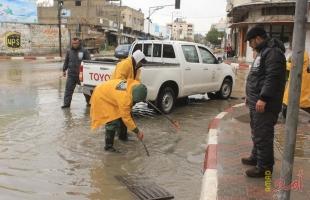 الدفاع المدني: طواقمنا في غزة على استعداد لاستقبال المنخفض رغم ضعف الامكانات