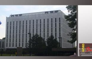 السفارة الروسية تحث الخارجية الأمريكية للاهتمام بحقوق الإنسان في بلادها