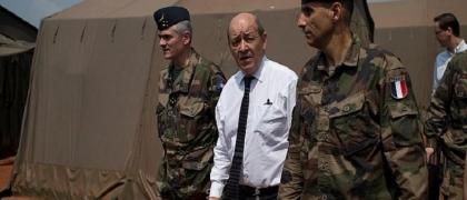 فرانس برس: الكشف عن جاسوس عمل لحساب روسيا في مكتب الوزير لودريان