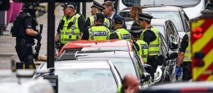 """الشرطة البريطانية: """"حادث خطير"""" خلف إصابات في جنوب ويلز"""