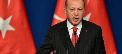 """أردوغان يرفض قرار محكمة دستورية في قبرص الشمالية """"المنشقة"""""""