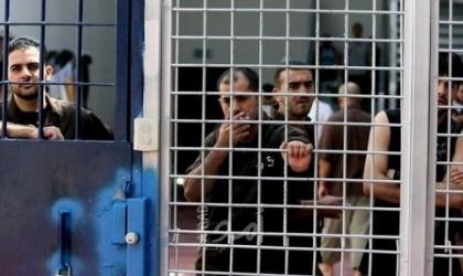 """الأسير """"أبو عكر """" يعلن عن بدء إضرابه المفتوح عن الطعام داخل سجون الاحتلال"""