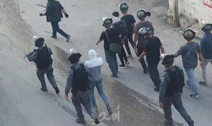 قوات الاحتلال تعتقل 3 مواطنين من واد الحمص