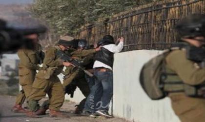 شرطة الاحتلال تعتدي على مواطنة وتعتقل نجلها في بلدة شعفاط