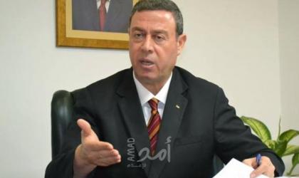 السفير اللوح يثمن مساهمة الرئيس السيسي لإعادة إعمار غزة - فيديو