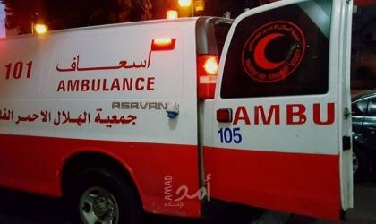 وفاة مواطن متأثرًا بإصابته في حادث سير بنابلس