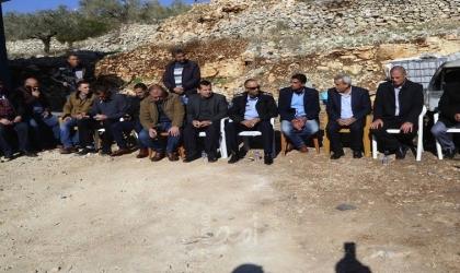 قلقيلية: فعاليات المحافظة تندد باعتداءات المستوطنين وتدعو للتصدي لها