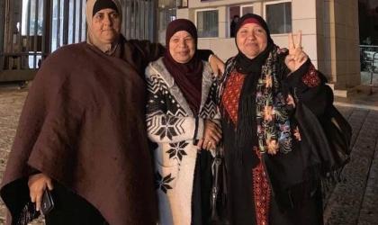 شرطة الاحتلال تطلق سراح 4 مقدسيات بشرط الإبعاد عن المسجد الأقصى 10 أيام