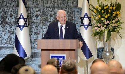 """ريفلين منتقدًا الحكومة الاسرائيلية:""""لم تطور قواعد واضحة لمواجهة كورونا"""""""