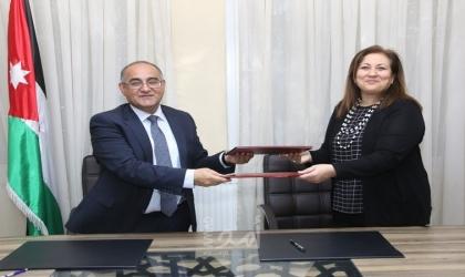 """عمان: وزارة الثقافة توقع ومؤسسة """"بلان انترناشونال"""" اتفاقية لدعم برامجها الثقافية"""