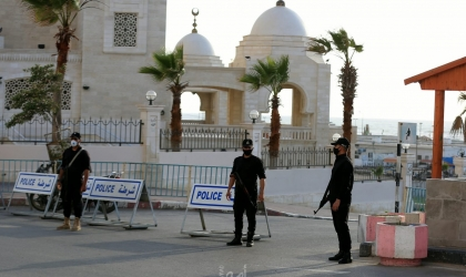 شرطة حماس: سيتم اتخاذ الإجراءات القانونية بحق المخالفين لقرار الحفلات واستخدام المكبرات في غزة