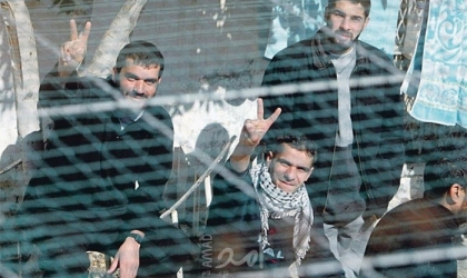 حمدونة : (4850) أسير فلسطيني في سجون الاحتلال يعانون من ظروف مأساوية