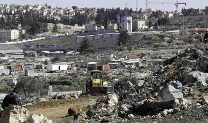 سلطات الاحتلال تصادق على خطة لتهويد وادي الجوز بالقدس