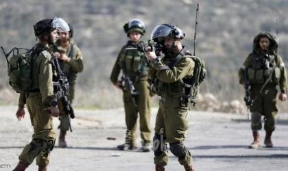 قوات الاحتلال تشن حملة إعتقالات في مدن مختلفة بالضفة الغربية