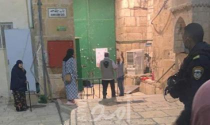 استشهاد فلسطيني برصاص شرطة الاحتلال قرب باب حطة في القدس - فيديو