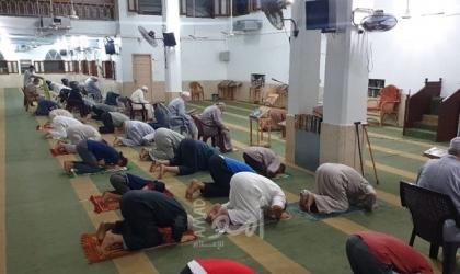 أوقاف حماس تصدر بيانًا مهمًا بشأن صلاة الجمعة والجماعة والمساجد