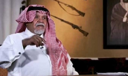 """صحيفة تكشف أسباب """"الصمت الحديدي"""" الفلسطيني حول """"سردية"""" بندر بن سلطان"""