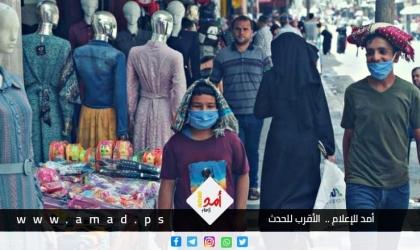 """صحة حماس: تسجيل حالتي وفاة و521 إصابة جديدة بـ""""كورونا"""""""