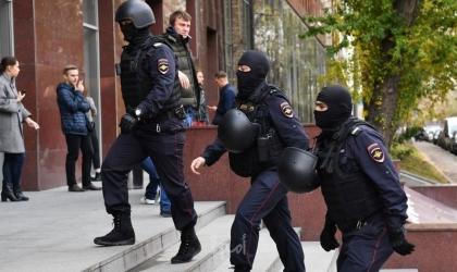 """الأمن الروسي يعلن إحباط هجوم """"داعشي"""" في إقليم ستافروبول"""