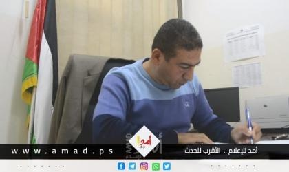 أمد في حوار أدبي ... مع الكاتب يسري الغول