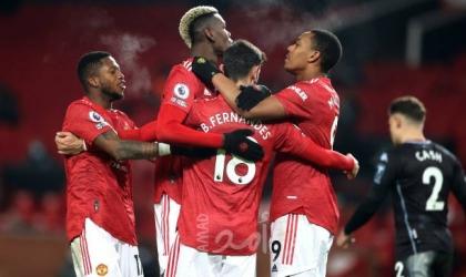مانشستر يونايتد يهزم السيتي 2-صفر في الدوري الإنجليزي