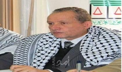 سفير فلسطين واتحاد المحامين العرب ينعيان المناضل القومي  سيد عبد الغني