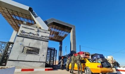 """داخلية حماس تعلن آلية السفر عبر معبر رفح """"الثلاثاء"""""""