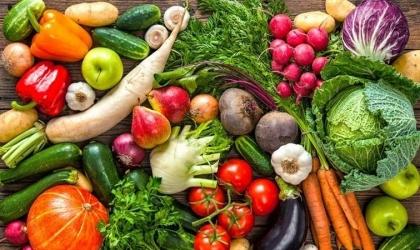 النظام الغذائى الغنى بالخضروات يساهم فى الوقاية من الأمراض المزمنة؟