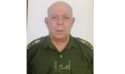 رحيل العقيد المتقاعد احمد نمر محمد ابو عبيد(ابو عماد)  (1951م_2021م)