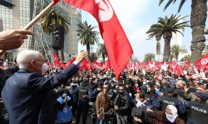 الرئيس التونسي: لن نقبل ترتيبات البعض ومقايضة السيادة..والنهضة تحاول الاستعراض