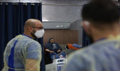 """الصحة الفلسطينية: 11 حالة وفاة و580 إصابة جديدة بـ""""كورونا"""" في الضفة وقطاع غزة"""