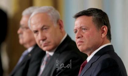 """نتنياهو ينتقد تزويد الأردن بمياه إضافية دون """"مقابل سياسي"""""""