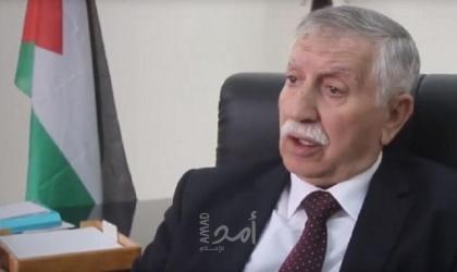 التميمي يطلع القنصل العام المصري على الانتهاكات الإسرائيلية