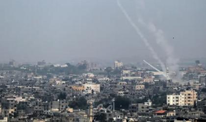 إعلام عبري: إطلاق (3) صواريخ من غزة تجاه البلدات الإسرائيلية والقبة تعترض أحدهم