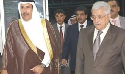فتح ترد على دعوة حمد بن جاسم لتخلي الرئيس عباس عن السلطة