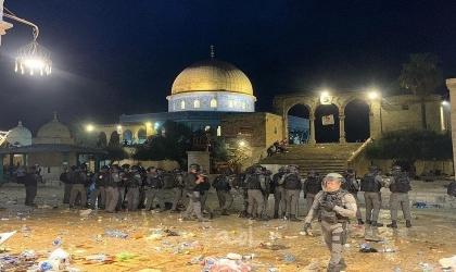 """دوائر إعلامية: """"اللا منتمون"""" يثيرون جدالًا واسعًا على الساحة السياسية بعد هبة القدس"""