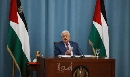الرئيس عباس يهنئ ملك بلجيكا بالعيد الوطني