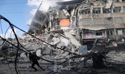 سياسون فلسطينيون يدعون لتشكيل هيئة وطنية لإعادة إعمار غزة وتحميل إسرائيل تكاليف العدوان