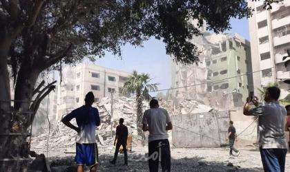 لازاريني: عدم حل مشاكل غزة كالبركان الذي يثور..وهاستينغز تدعو لمحاسبة الخارجين عن القانون