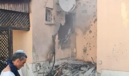 إعلام عبري: إصابة إسرائيليين اثنين في سديروت بجروح متوسطة جراء إطلاق الصواريخ من غزة