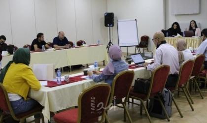 اختتام ورشة تدريبية حول تمويل منظمات المجتمع المدني وحشد التماس الموارد