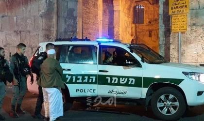 شرطة الاحتلال تعتقل (11) مقدسياً