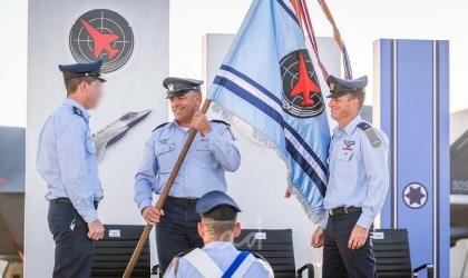 """سلاح الجو الإسرائيلي يطلق سرب تدريب جديد من """"طراز F-35"""""""