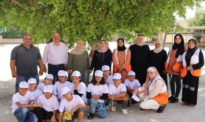 """تنمية طوباس والشركاء ينهون الاستعدادات لانطلاق المخيم الصيفي """"بكرا أحلى 3"""""""