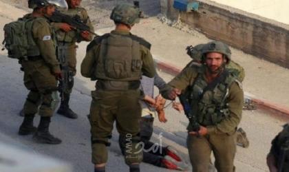 قوات الاحتلال تعتقل شبان من القدس والضفة وتداهم منازل المواطنين في بيت لحم