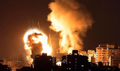 فصائل: قصف طائرات الاحتلال لغزة محاولة فاشلة لاستعرض قوته العاجزة