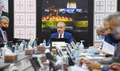 أبرز قرارات مجلس الوزراء الفلسطيني خلال جلسته الأسبوعية.. تعرف عليها
